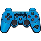 Skinit NFL Carolina Panthers PS3 Dual Shock wireless controller Skin - Carolina Panthers Blue Performance Series Design - Ultra Thin, Lightweight Vinyl Decal Protection