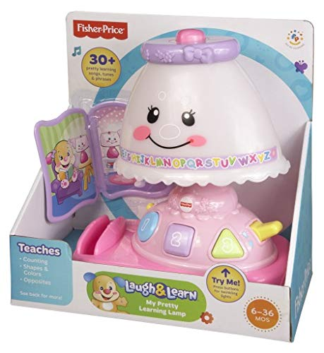 Fisher-Price Laugh & Learn My Pretty Learning Lamp (Lamp Prices)