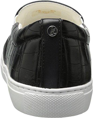 Sam Edelman Kvinders Nisse Mode Sneaker Sort Krokodille Gxb4h