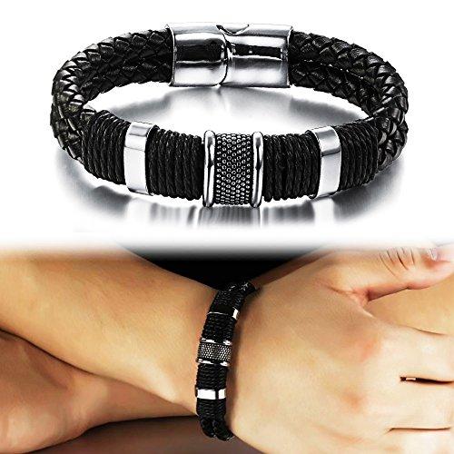 Suyi Bracelet Stainless Magnetic Wristband