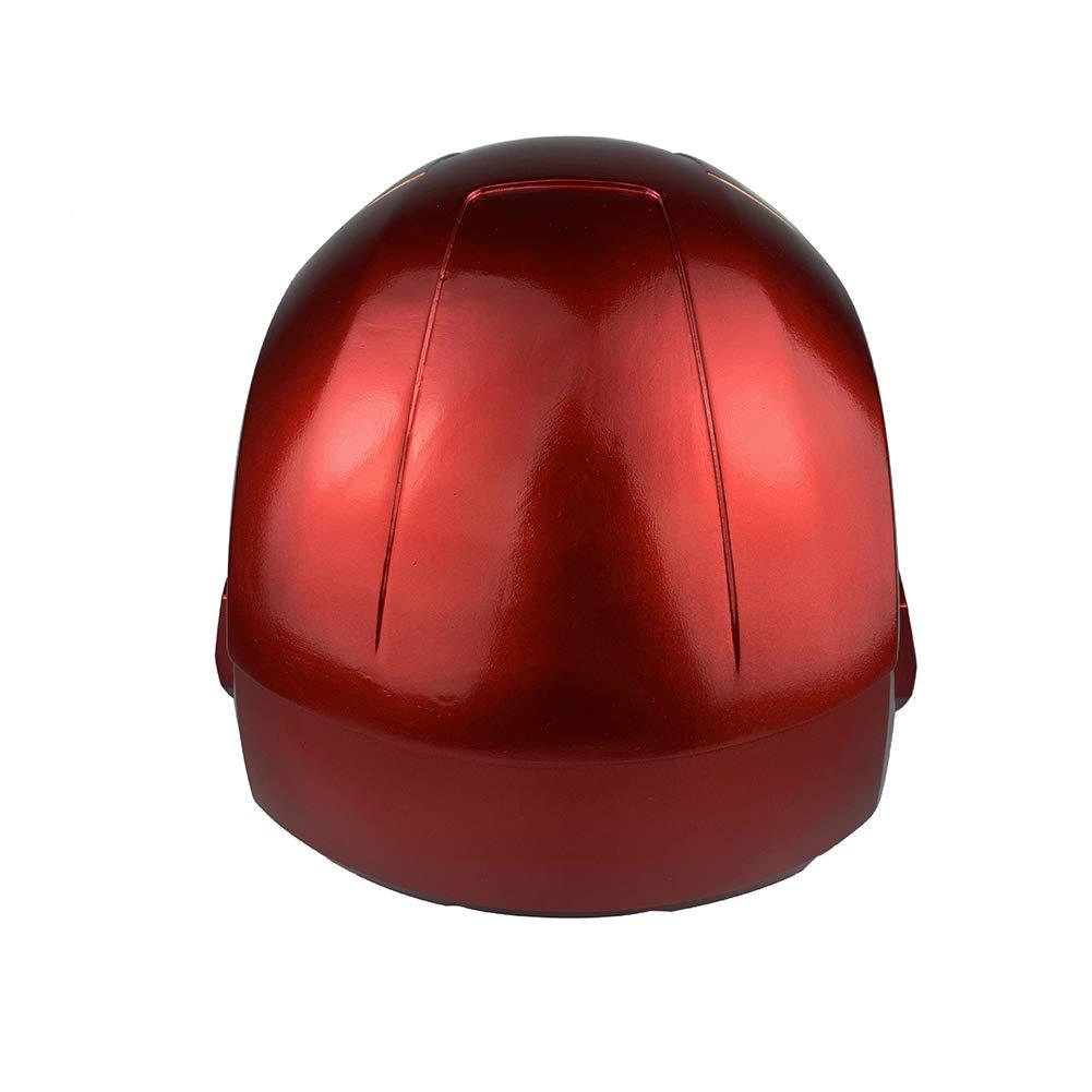Ojo de LED Iluminado Iron Man Wearable Casco 1 1 Reality Wear Modelo