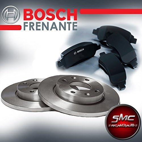 0986494114 Bremsscheiben und Bremsbel/äge Vorne BOSCH 0986479121