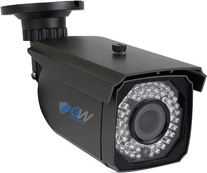 GW 5 MP Poe Bullet Camera 2592 x 1920p Pixel HD 5MP H.265 Outdoor Waterproof