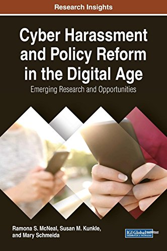 Cyber Harassment and Policy Reform in the Digital Age: Emerging Research and Opportunities (Advances in Information Security, Privacy, and Ethics)