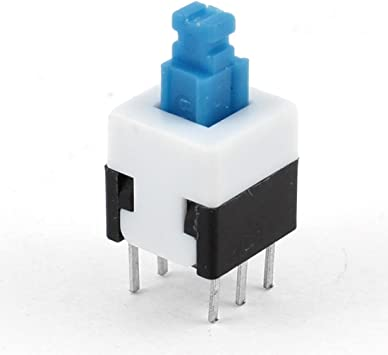Uxcell Torch Push Button Switch 20 Piece