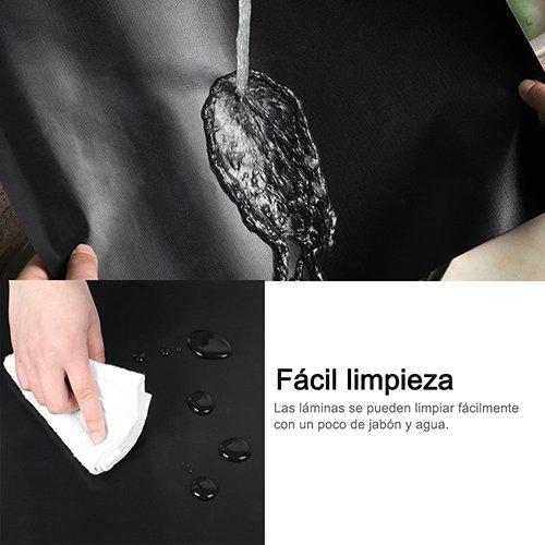 Laminas Antiadherentes Barbacoa-Láminas Horno 3 Piezas Laminas de Teflon Papel de Horno Reutilizable Resistentes al Calor Laminas para Horno,Barbacoa ...