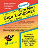 Even More Sign Language, Christina Mangano, Daniel Binder, 1881374769