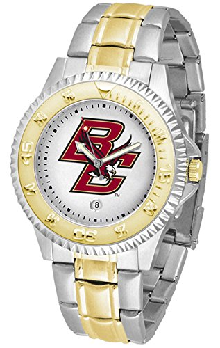 Watch Eagles Competitor - Boston College Eagles Competitor Two-Tone Men's Watch