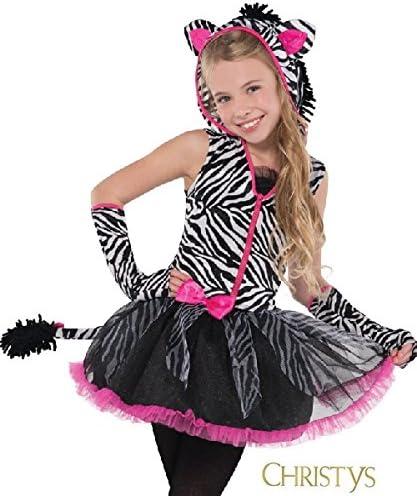 Christys - Disfraz para niña cebra, talla 12 - 14 años (997029 ...