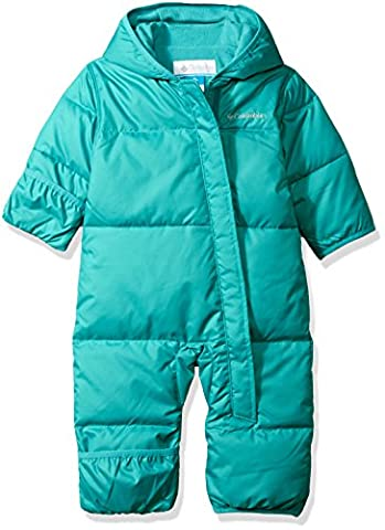 Columbia Baby Boys' Snuggly Bunny Bunting, Pacific Rim, 6-12 Months