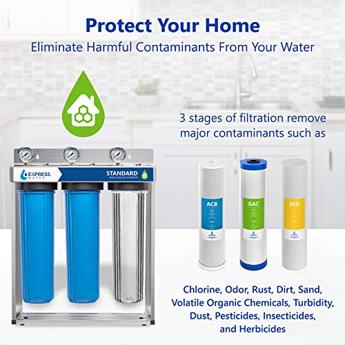 Buy whole house water filtration systems reviews