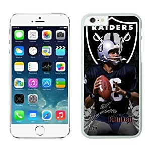 NFL Oakland Raiders Jim Plunkett Case Cover For SamSung Galaxy Note 4 White NFL Case Cover For SamSung Galaxy Note 4 13810