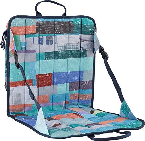 (Burton Idletime Chair, Block Quilt Print, One Size)