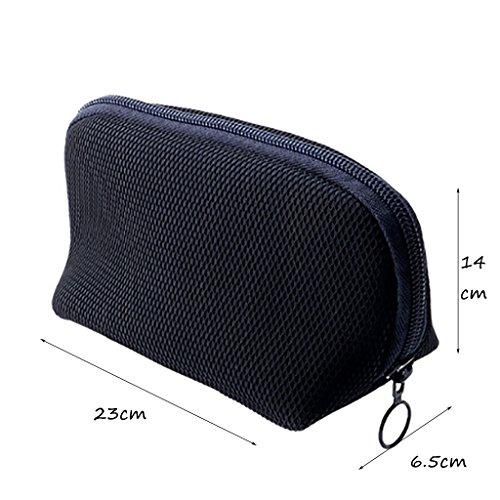 CLOTHES- Piccolo sacchetto cosmetico portatile sacchetto cosmetico portatile sacchetto cosmetico portatile sacchetto di lavaggio sacchetto di stoccaggio ( dimensioni : Grandi )