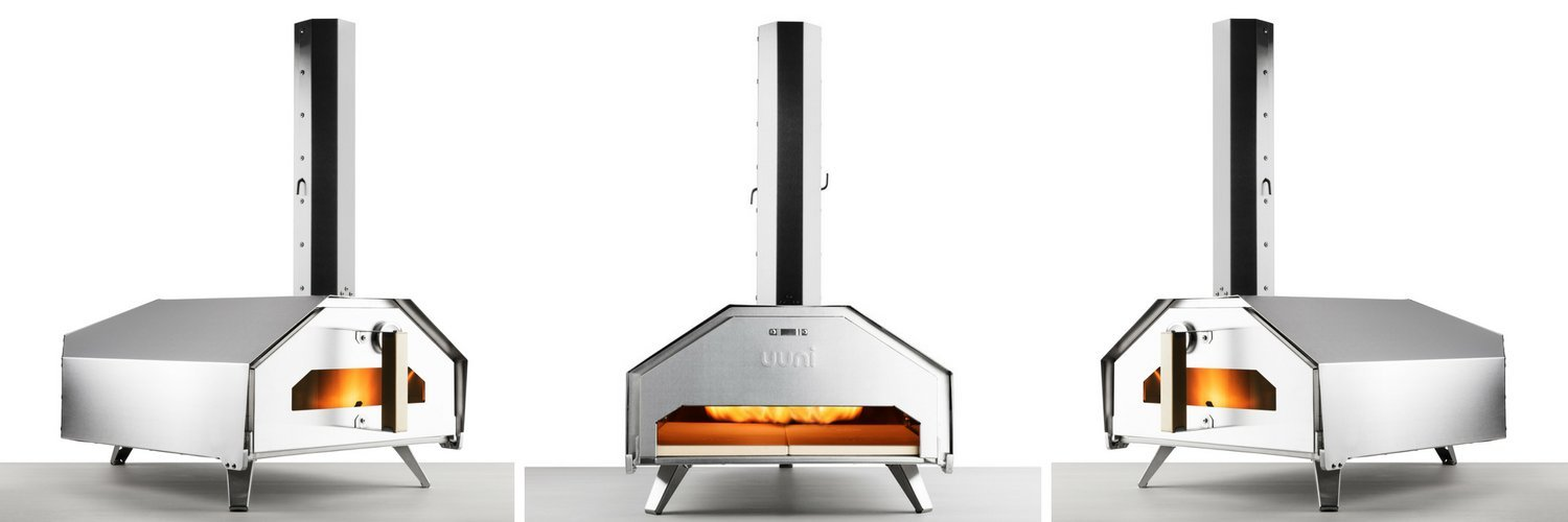 Uuni Pro Multi-Fueled Outdoor Pizza Oven by Ooni (Image #4)