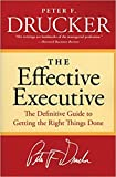 [By Peter F. Drucker ] The Effective Executive: The Definitive Guide to Getting the Right Things Done (Harperbusiness Essentials) (Old Edition) (Paperback)【2018】by Peter F. Drucker (Author) (Paperback)