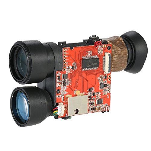 KKmoon 600m DIY Range Finder Laser Distance Meter Module Distance Speed Measurement with USB to TTL Converter Download Cable by KKmoon