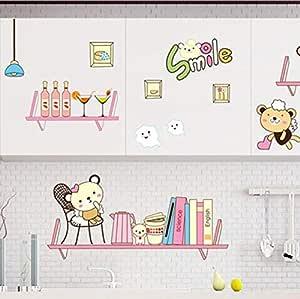 skwff Dormitorio de la habitación de los niños TV fondo
