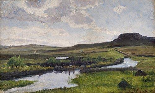 Kitty Kielland Landscape from Jæren 30