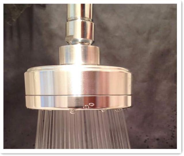 CYYCY Filtro de Aluminio para la eliminación de Cloro, purificador ...
