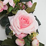Oyov2L-Artificial-Rose-Flower-Wreath-Door-Threshold-Decor-Ornament-Showcase-Garland-Wedding-Photography-Window-Decoration-Curly-Edge-Rose-Garland
