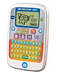 VTech ABC Text and Go Motion, Orange BOBEBE Online Baby Store From New York to Miami and Los Angeles
