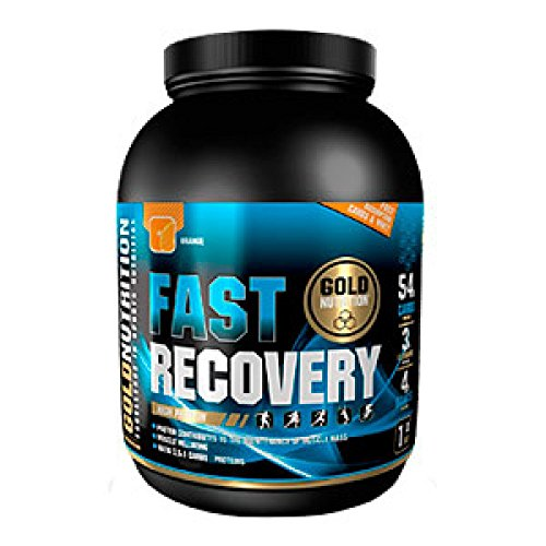 GoldNutrition Fast Recovery - 1 kg Passion Fruit: Amazon.es: Alimentación y bebidas