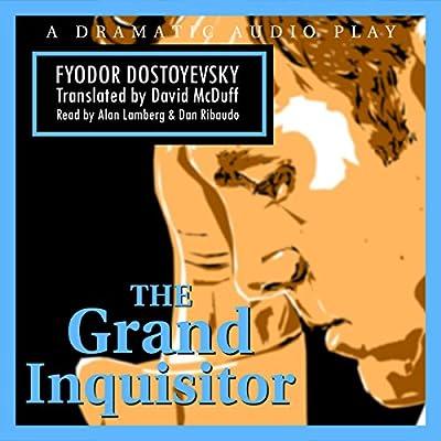 Amazon The Grand Inquisitor Audible Audio Edition Fyodor