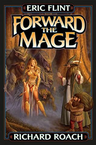 book cover of Forward the Mage