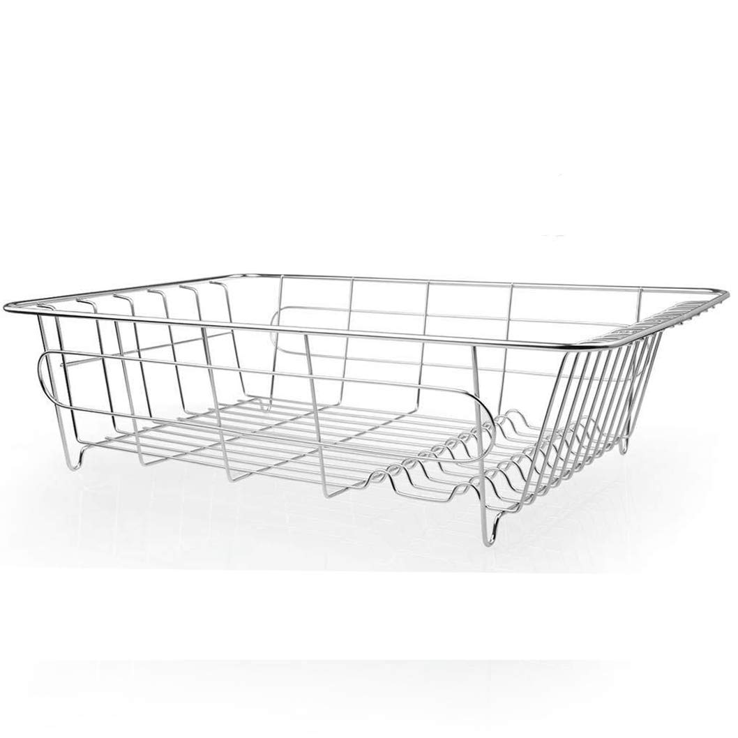 Acrux7 Kitchen Stainless Steel Dish Drying Rack for Kitchen Utensil Drying