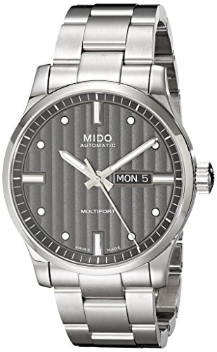 mido-mens-mido-m0054301106180-multifort-analog-display-swiss-automatic-silver-watch