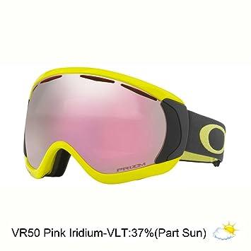038993598a21 Oakley CANOPY Citrus Iron Prizm Snow Hi Pink Iridium SNOW GOGGLES ...