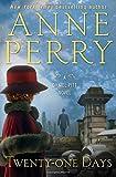 img - for Twenty-one Days: A Daniel Pitt Novel book / textbook / text book