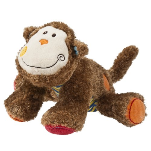 "Mary Meyer Cheery Cheeks Lil' Merry Monkey 7"""