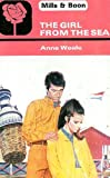 The Girl from the Sea by Anne Weale front cover