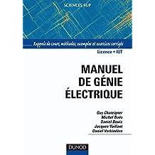 MANUEL DE GENIE ELECTRIQUE