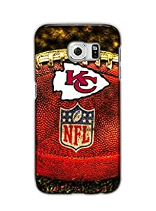 Tomhousomick Custom Design The NFL Team Kansas City Chiefs Case Cover for Samsung galaxy S6