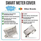 Smart Meter Cover, RF Radiation Shield, Easy to