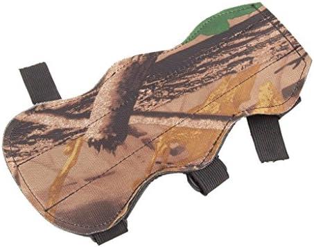 Non-brand 狩猟アーチェリーアームガードセーフ保護防具