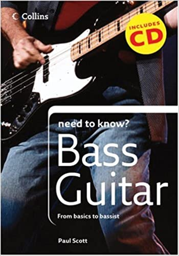 collins need to know bass guitar from basics to bassist