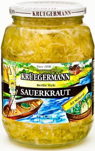 Kruegermann Sauerkraut 32 fl oz product image