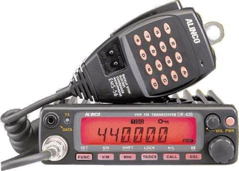 alinco mobile radio - 4