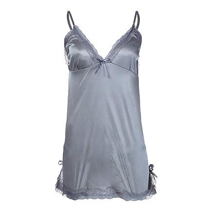 Jooffery Vestido de noche de encaje de tamaño grande, falda de ...