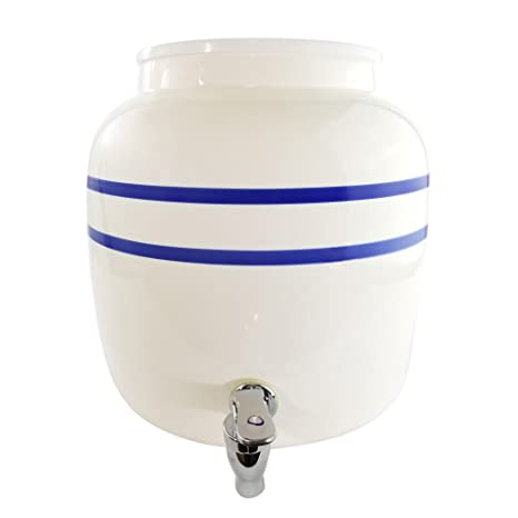 Premium Porcelain Water Crock Dispenser