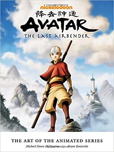Amazon avatar the last airbender the art of the animated series amazon avatar the last airbender the art of the animated series various fantasy voltagebd Image collections