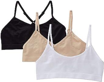 Girls Teen Training Bras Underwear Kids Bras Young Girl Bra Top Thin Underwea JD