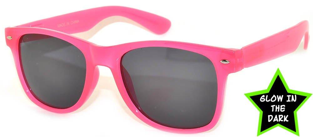Ladies Vintage Sunglasses Pink Frame Smoke Lens Fashion