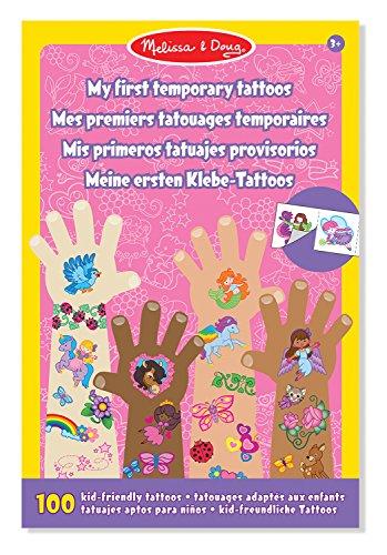 10 best temporary tattoos kids melissa and doug