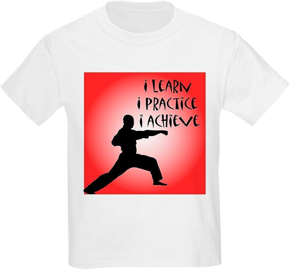 /Karate Kid Kids Licht T-Shirt/ CafePress/ /Youth Kids Baumwolle T-Shirt