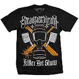 img - for Men's Steadfast Brand Killer Art Show T-Shirt Black 2XL book / textbook / text book